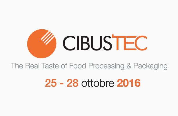 Cibus Tec | 25 – 28 ottobre 2016
